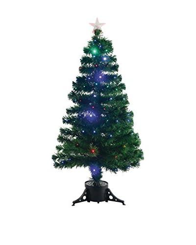 VILLA D'ESTE Árbol De Navidad 120 cm-120 Led Verde