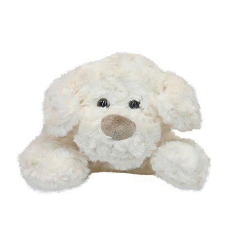 lilalu-28-cm-colore-bianco-middle-fix-cagnolino-di-peluche-colore-bianco