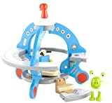 Hape - Playscapes - UFO Playset with Friendly Alien