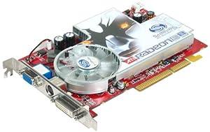 Sapphire ATI RADEON X1600 PRO Grafikkarte 256MB DDR2 Ram (PCI-E, DVI, TV-Out, Lite-Retail)