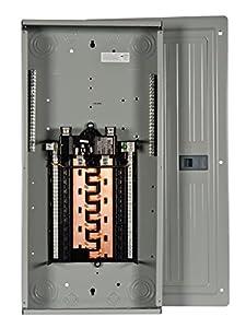Siemens 20 Space, 40, Circuit, 200 Amp, Main Breaker, Indoor Load Center, Copper Bus Bars