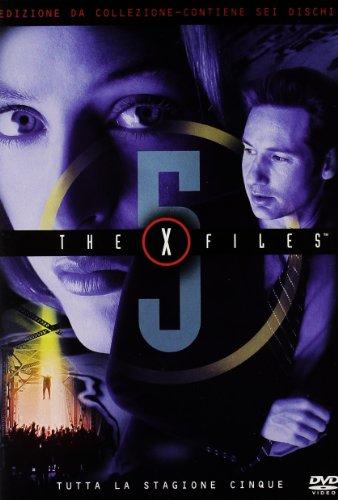 The X-Files(edizione da collezione)Stagione05