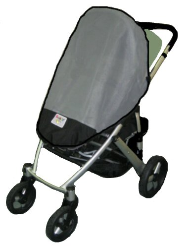 Sashas Sun, Wind and Insect Cover for UPPAbaby Vista Single Stroller