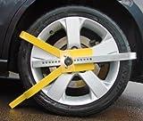 Car or Caravan wheel clamp