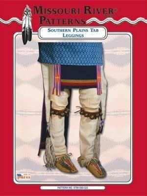 *Southern Plains Tab Leggings Pattern