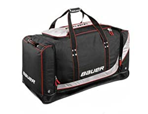 Bauer Carry Bag Premium Large Black & Red Ice Hockey Bag 37. 1041721 by Bauer