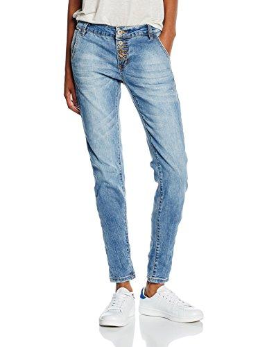 Rockangel Alva, Jeans Donna, Middle Blue 19300, 38 (Taglia Produttore: M)