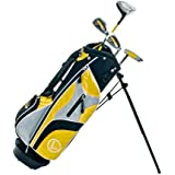 Longridge Ensemble 4 Clubs Junior Challenger Golf Jaune/Noir