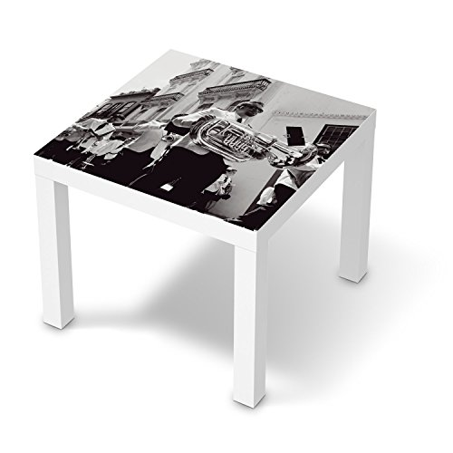 m bel folie f r ikea lack tisch 55x55 cm aufkleber m bel klebefolie sticker tapete m bel. Black Bedroom Furniture Sets. Home Design Ideas