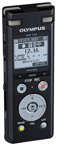Voice-Trek DM-720 BLK