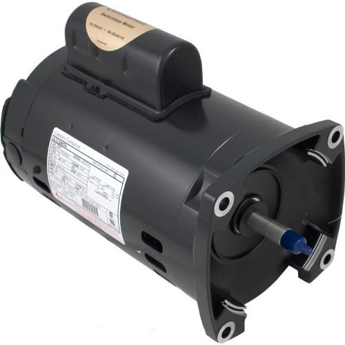 Pentair ae100ell 1 hp motor replacement sta for Pentair pool pump motor
