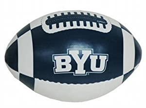 Buy NCAA Brigham Young Cougars Ball Football Pvc by Game Day Outfitters
