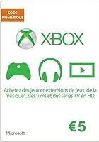 Carte Xbox Live de 5 EUR [Code Digital - Xbox Live]
