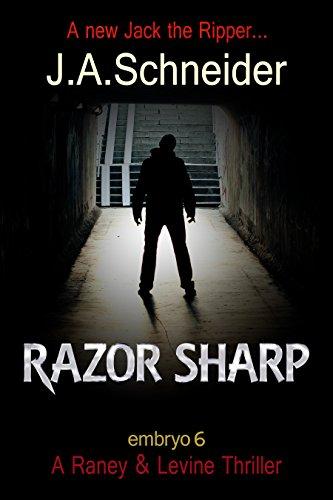 Razor Sharp by J.A. Schneider ebook deal
