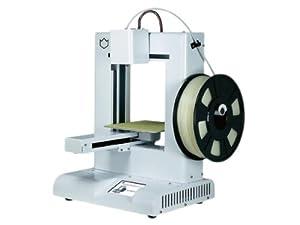 Weistek WT150 Mini IdeaWerk Fully Assembled 3D Printer, 180-Microns, White by Weistek
