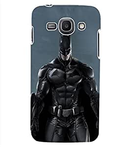 ColourCraft Superhero Design Back Case Cover for SAMSUNG GALAXY ACE 3 S7272 DUOS