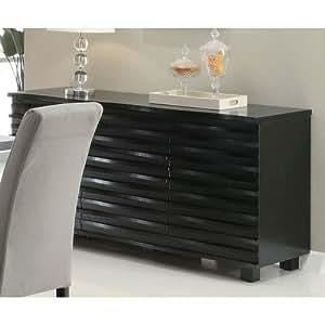 Amazon.com - Coaster Stanton Contemporary Buffet Server in