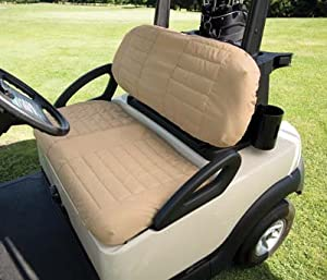 Seat Cover Set f/2000.5+Club Car Golf Cart DS/Club Car Golf Cart PREC/94.5+ EZ-GO Golf Cart-GO Golf Cart