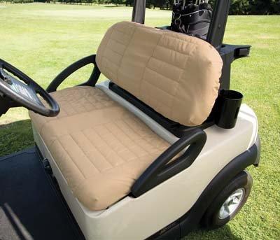 Seat Cover Set F/2000.5+Club Car Golf Cart Ds/Club Car Golf Cart Prec/94.5+ Ez-Go Golf Cart-Go Golf Cart