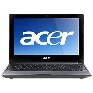 """Acer Aspire One D255E-13DQkk W7625 Netbook 10,1"""" (25,65 cm) Intel Atom N455 250 Go RAM 1024 Mo Windows 7 Durée de batterie: 6 Cellules Noir"""