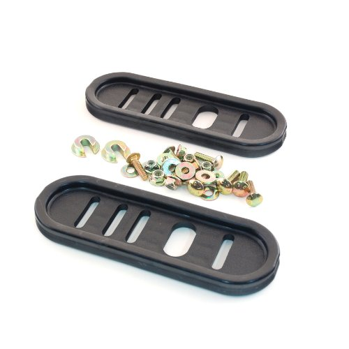 Sale!! Arnold 490-241-0010 Universal Deluxe Poly Slide Shoes For Most 2 Stage Snow Throwers