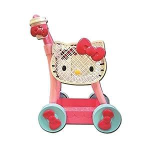 cartwheel kids hello kitty shopping cart toys games. Black Bedroom Furniture Sets. Home Design Ideas