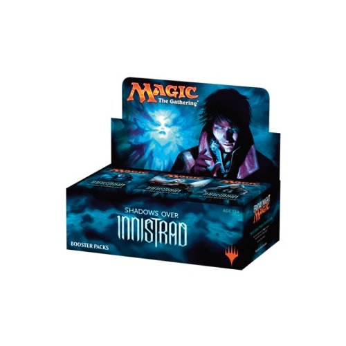 MTG Magic Shadows Over Innistrad Booster Box New Factory Sealed - 36 packs
