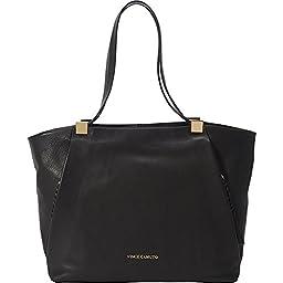 Vince Camuto Carin Satchel Shoulder Bag, Black, One Size