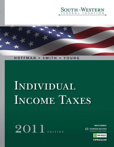 South-Western Federal Taxation 2011: Individual Income...