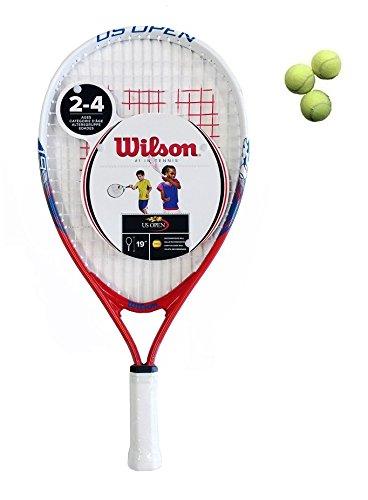 wilson-us-open-19-junior-tennis-racket-3-tennis-balls-rrp-50