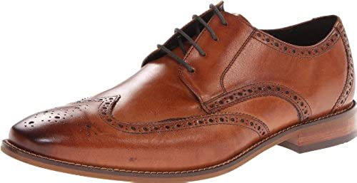 06. Florsheim Men's Castellano Wingtip Oxford