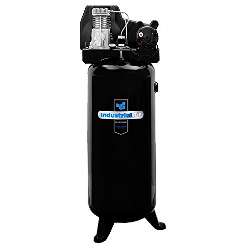 For Sale! Industrial Air IL3106016 60-Gallon Hi-Flo Single Stage Cast Iron  Air Compressor