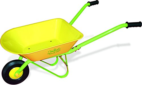 Vilac Childs Sized Wheelbarrow Baby Toy, Metal