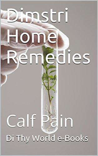 Dimstri Home Remedies: Calf Pain