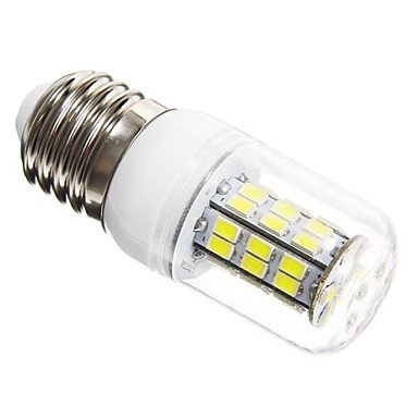 Rayshop - E27 8W 42X5730Smd 1200Lm 6000K Cool White Light Led Corn Bulb(Ac12-16V)