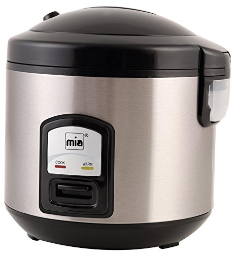 Mia-RK-4508-Reiskocher-Risotto-Maker-Gemse-Steamer-400-W