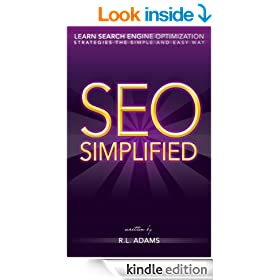 SEO Simplified - Learn Search Engine Optimization Strategies and Principles for Beginners (The SEO Series)