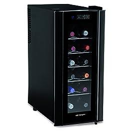 Vinoteca Orbegozo VT1200, 12 botellas, 61x25.2x51w
