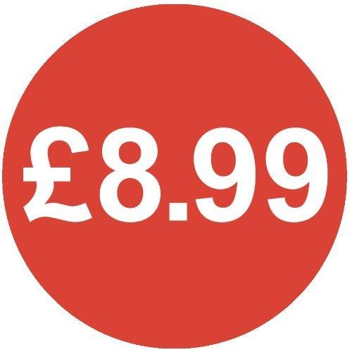 Audioprint Lot Petit 13mm £ (Prix-50000autocollants