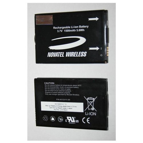 OEM Battery for Novatel Wireless MiFi 2352, 2372, 3352, 4510, 4510L