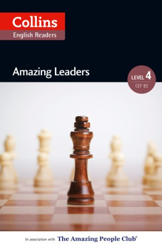 Suzanne Collins - Amazing Leaders (Level 4) (Collins ELT Readers)