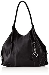 Fostelo Women's Handbag (Black) (FSB-244)