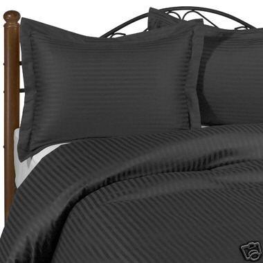 Hotel Stripe Bedding