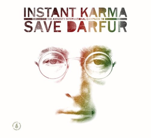 John Lennon - Instant Karma  The Amnesty International Campaign To Save Darfur - Zortam Music