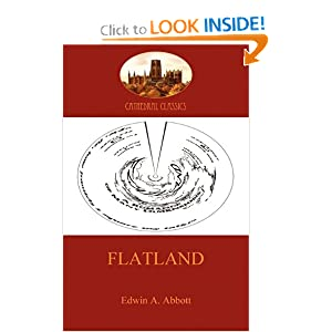 Flatland - a romance of many dimensions by