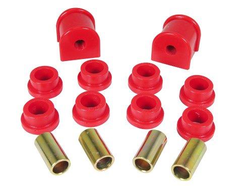 Prothane 1-1112 Red 13 mm Rear Sway Bar Bushing Kit for TJ (Jeep Tj Sway Bar Bushings compare prices)