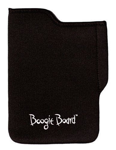 Review Boogie Board Neoprene Sleeve for Boogie Board 8.5 Inch LCD Writing Tablet (Black)