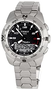Tissot Men's T0134204420200 T Touch Expert Watch