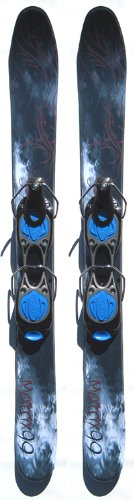 Matrix FSX 99cm Skiboards with Bindiings Snowblades 2014