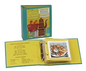 Meadowsweet Kitchens Recipe Card Cookbook
